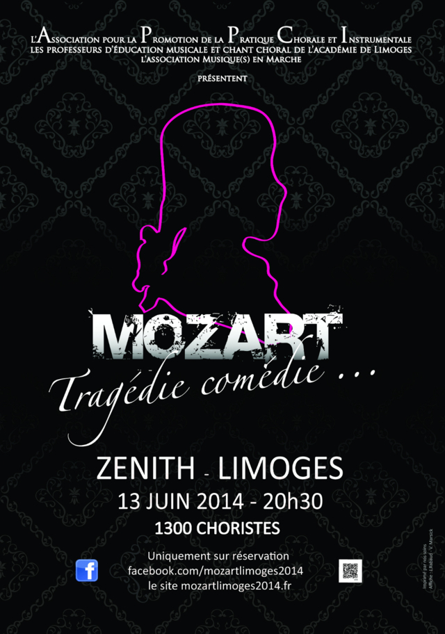 Affiche Mozart pour documents (FILEminimizer)